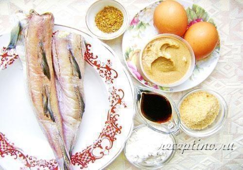 Рецепт кляра для рыбы пошаговый