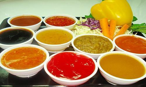 Соусы рецепты из натуральных продуктов