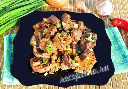 Почки свиные (пошаговый рецепт с фото) Кулинарный 55